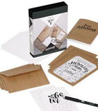 Clairefontaine : Creativ Hand Lettering gift box