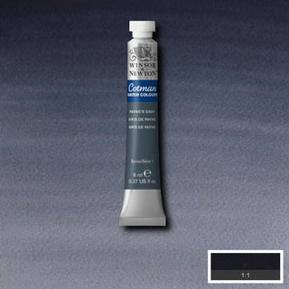 Winsor & Newton Watercolour Paint Cotman 8ml tube : Payne's Gray