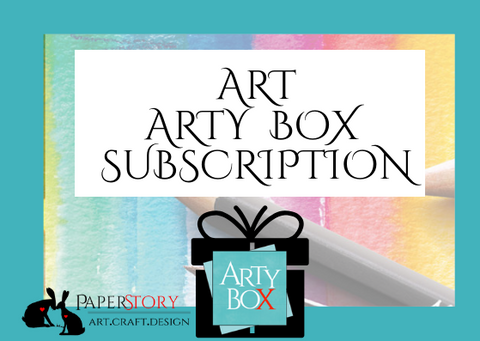 ART Arty Box  : Monthly Subscription