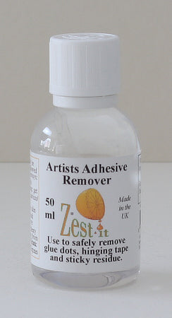 ZEST IT : 50 ml bottle Artist Adhesive Remover