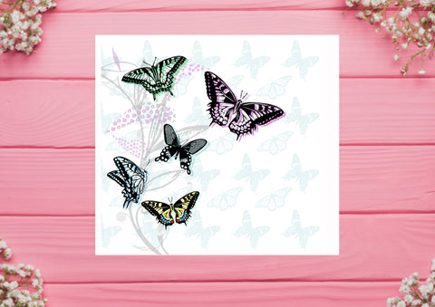 "Greetings Card  ""Butterfly"""