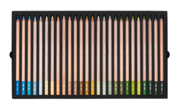 Caran d'Ache Artist Pastel Pencil set of 76 pencils