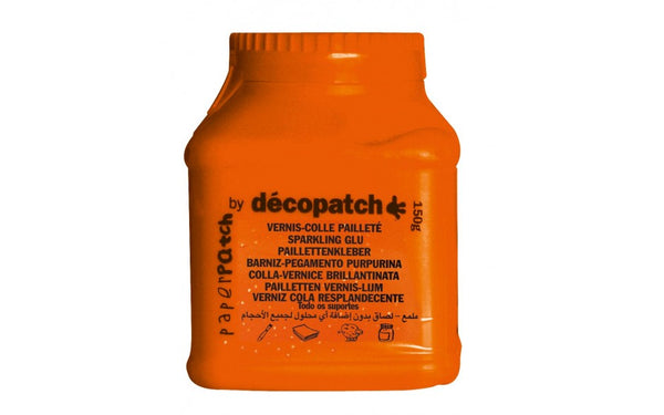 Decopatch : Sparkling glitter glue 150 g