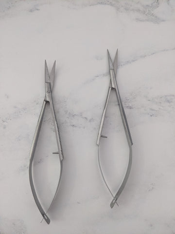 Tweezer Fine Micro Scissors Cutters