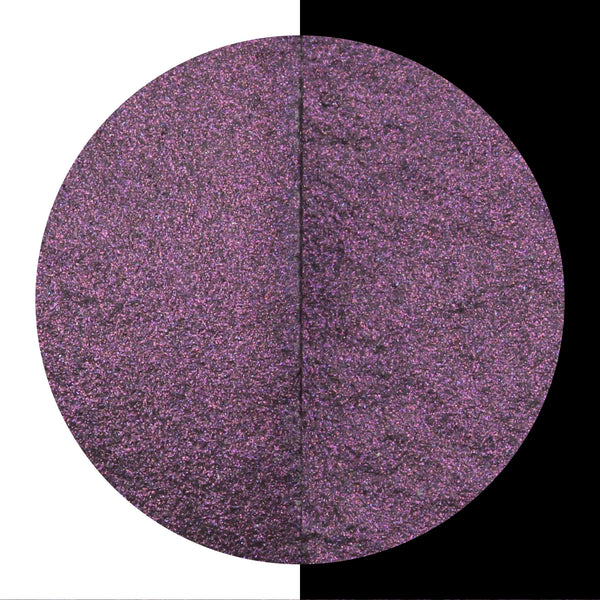 NEW COLOUR Finetec Coliro Pearlcolor Watercolour Paint Black Currant M057