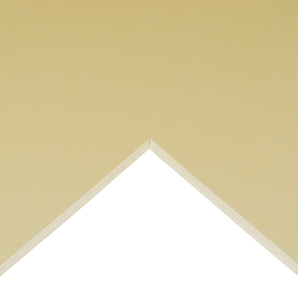 Ikea Ribba 23 cm square mount board : Cream : Heart