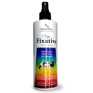 Spectrafix Degas Fixative 360ml All Natural Pastel ,Pencil & Charcoal fixative