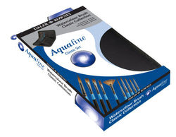 Daler Rowney Aquafine Watercolour Brush Aquafine Brushes is a comprehensive range of soft synthetic and natural hair brushes, ideal for watercolour artists.