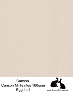 Canson Mi Teintes acid free, Eggshell deep Ivory hammered texture honeycomb surface paper 160 gsm. This is a popular and classic paper for all artists especially well respected for Pastel  and Papercutting made famous by Paper Panda. This paper has a honeycombed finish one side and fine grain the other. An authentic art paper, acid free with a  very high 50% cotton content. Canson Mi-Teintes complies with the ISO 9706 standard on permanence, a guarantee of excellent conservation