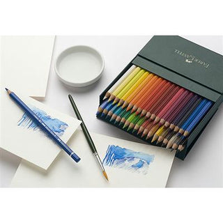 FABER CASTELL Albrecht Dürer Artists Watercolour Gift Box Pencil Set 36