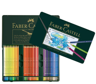 FABER CASTELL : Albrecht Dürer : Artists Watercolour Pencil Set : 60