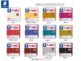 Fimo Leather Effects Clay