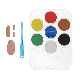 Basic Colours starter set of 7 Pans Sofft Tools & Tray