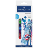 Faber Castell : Starter set  Watercolours colours, 12 paint set