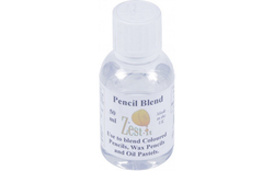 ZEST IT : 50 ml bottle for blending coloured and pastel pencils