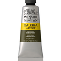 Winsor &  Newton Galeria Acrylic Lamp Black : 60ml