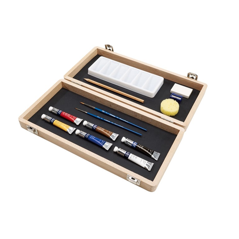 Winsor & Newton Watercolour Artists Painting Art Box