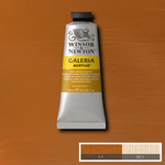 Winsor and Newton Galeria Acrylic Raw Sienna Opaque