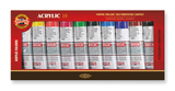 Koh-I-Noor Acrylic paint set 10 x 40ml