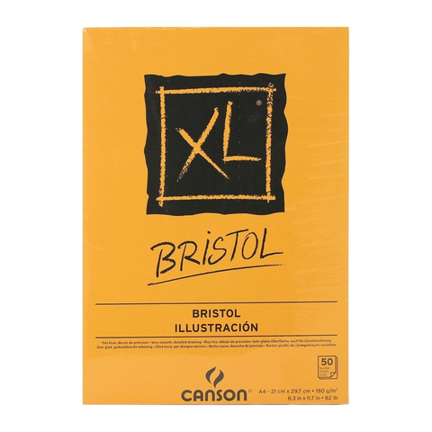 Canson  XL  Bristol Board illustration 180 gsm