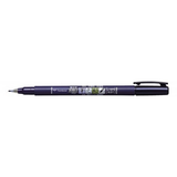 Tombow Fudenosuke brush pen WS-BH and WS-BS