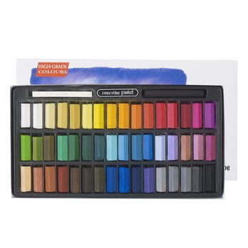 Inscribe : Soft Pastels : 48 Half Sticks