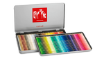 Caran d'Ache Pablo 80 Colour assortment, providing quality and accuracy : artists, illustrators, designers, teachers and creative people