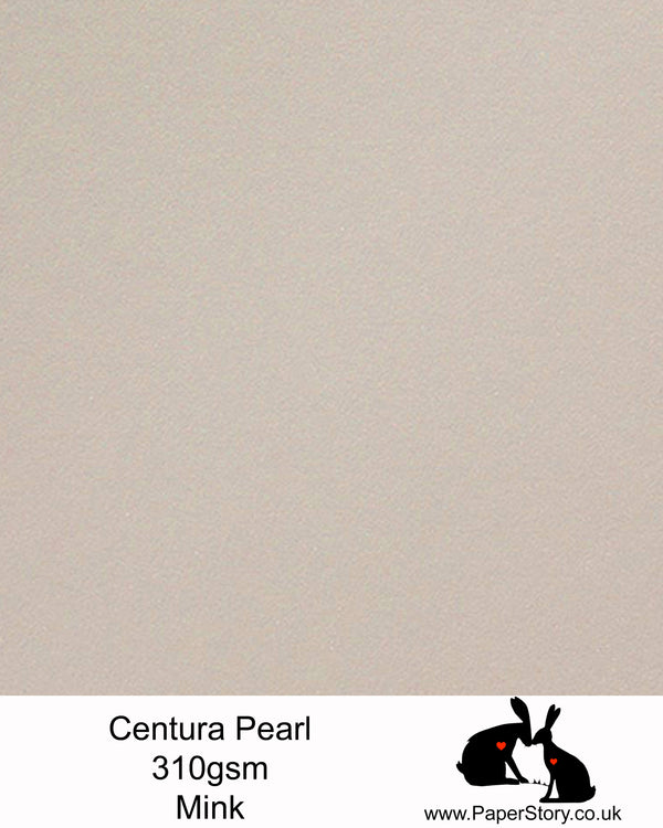 Centura Pearl single sided card 310 gsm. Pearlescent one side, white printable surface on the other. High-quality Pearlescent card made in the UK, perfect for wedding cards, greetings cards, boxes and art and craft projects.
