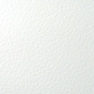 A4: Hammered textured Paper 120 gsm : Soft White