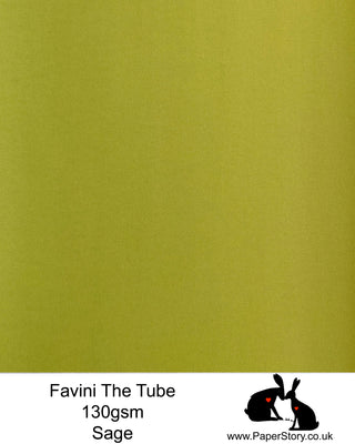 The Tube Favini paper 130 gsm is an innovative matte paper and our favourite  PaperCutting paper at PaperStory. This paper can also be used for foil and screen blocking. The subtle soft touch of this paper provides elegance and beauty . Made in Italy FSC approved, archival and acid free.