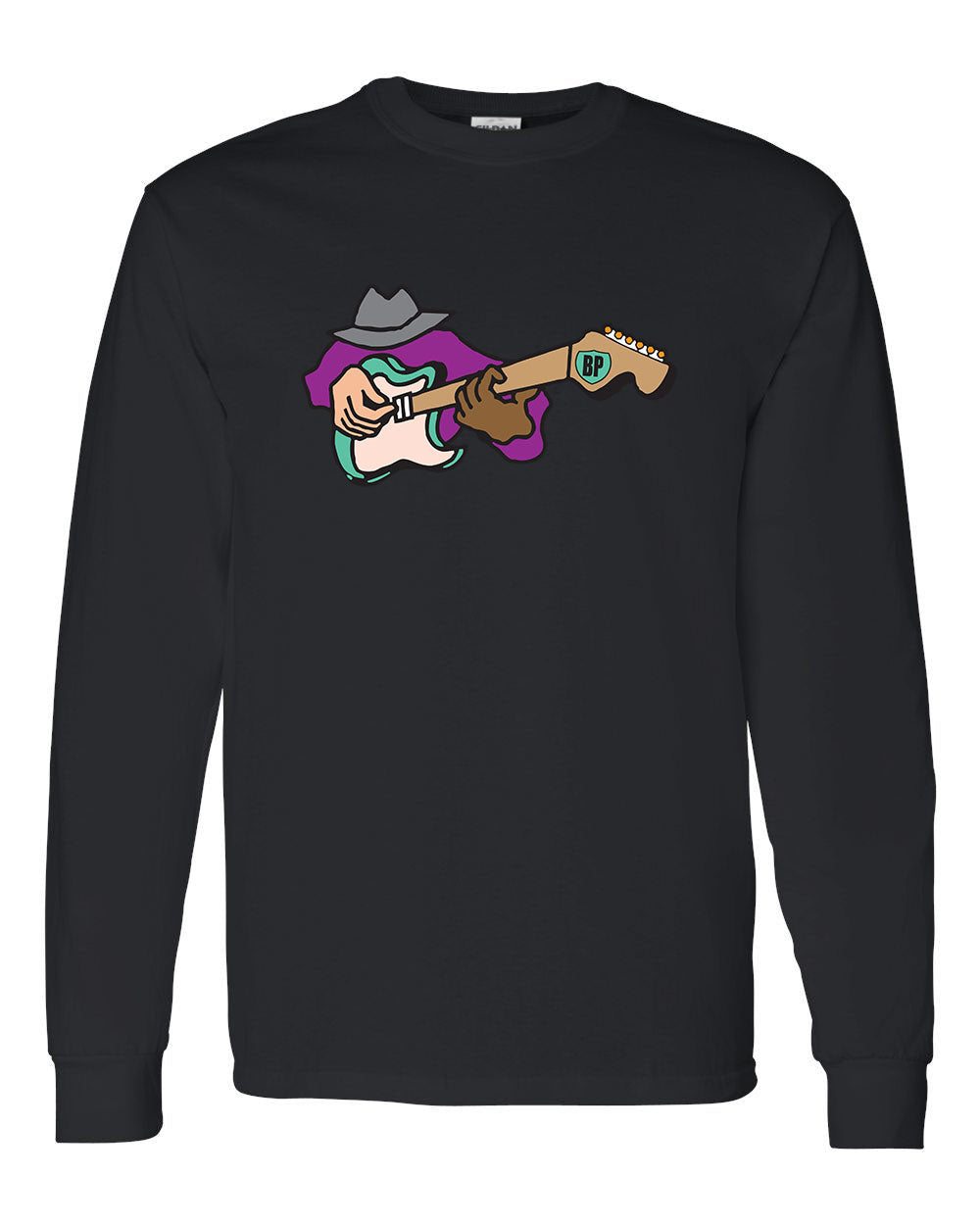 Special Limited Edition Bill Perry Guitar Dude Long Sleeve
