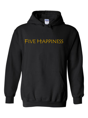 Five Happiness Unisex Pullover Hoodie