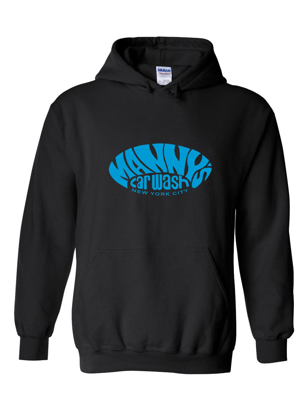 Manny's Unisex Pullover Hoodie