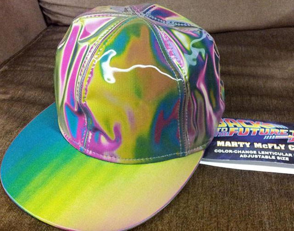 Marty McFly Hat