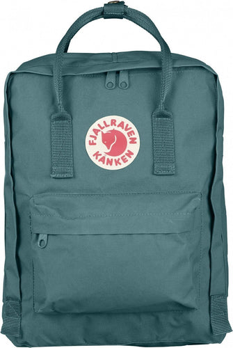 16L/ Classic BackPack Brand School Bag Travel Frost Green