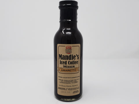 Mandie's Iced Coffee Mixer (Amaretto)