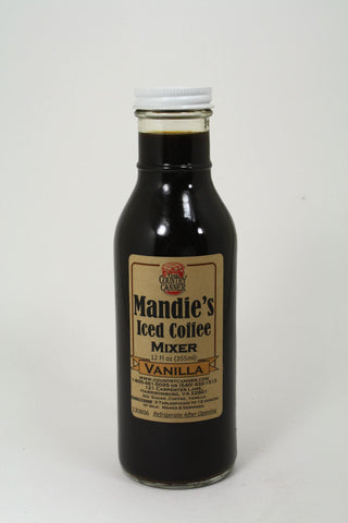 Mandie's Iced Coffee Mixer (Vanilla)