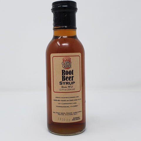 Root Beer Syrup