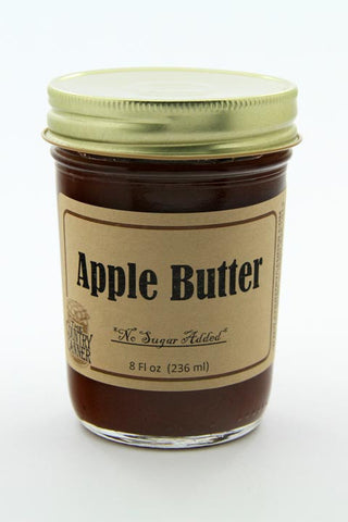 No Sugar Added Apple Butter