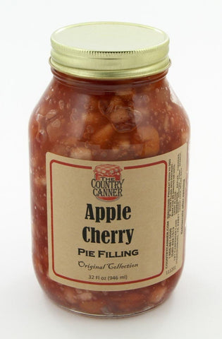 Apple Cherry Pie Filling