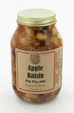 Apple Raisin Pie Filling