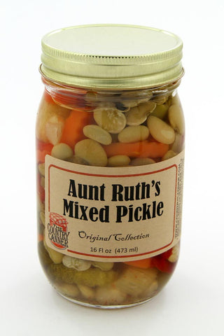 Aunt Ruth's Mixed Pickle