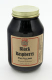 Black Raspberry Pie Filling