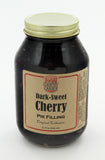 Dark Sweet Cherry Pie Filling