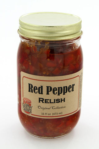Red Pepper Relish