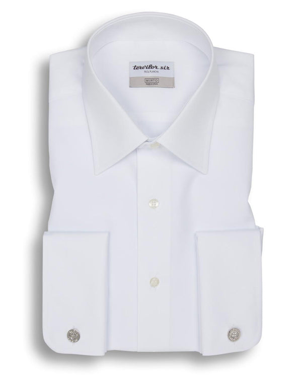CLASSIC COLLAR EASY IRON TERVILOR SIR SHIRT by MIR