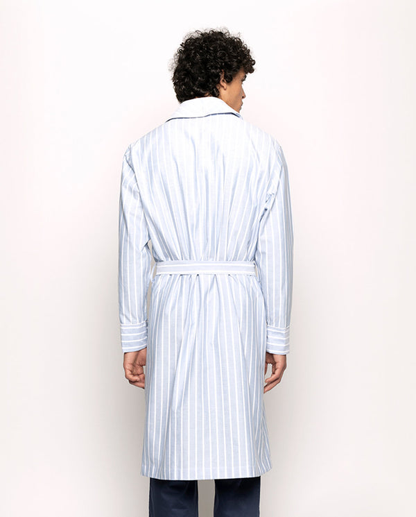 STRIPPED OXFORD ROBE
