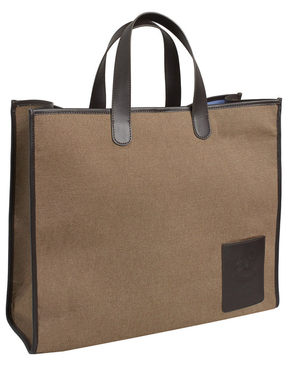 BOLSO SHOPPING GRANDE CANVAS by MIRTO