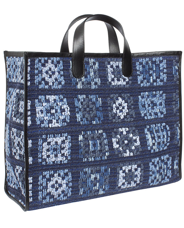 BOLSO SHOPPING GRANDE CROCHET by MIRTO