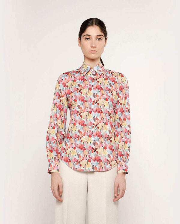 CAMISA ESTAMPADO LIBERTY by MIRTO